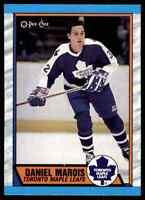 1989-90 O-Pee-Chee Daniel Marois #273