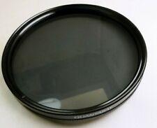 Quantaray CP-L Circular Polarizer 72 mm Filter made in Japan