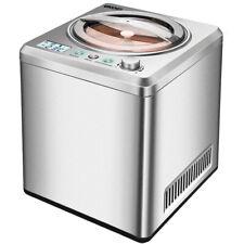 UNOLD 48872 Eismaschine Exklusiv 2 Liter mit Kompressor