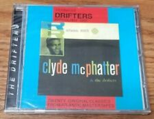 Clyde McPhatter and the Drifters CD - 20 Original Classics - UK Import