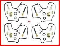 KR 4 Carburetor Carb Rebuild Repair Kit KAWASAKI ZX-6R ZX6R / ZZR 600 .. CAB-K13