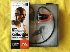 Sony Walkman NWZ-W262 Black/Orange 2GB Digital Media Player (NEW)