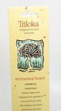 Triloka Herbal Incense Sticks, 10 sticks, Enchanted Forest