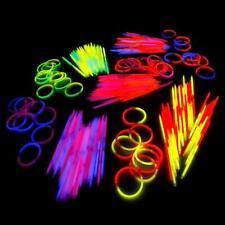 500 Knicklichter 500 x Verbinder im 4-Farbmix 1000 Teile