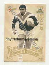 Arthur Beetson Select NRL & Rugby League Trading Cards
