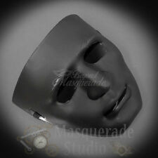Michael Myers Inspired Halloween Costume Adult Theater Halloween Mask [Black]