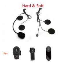 Für FDC COLO VB Intercom Kopfhörer Headset Hart und Weich Kabel Hörer Motorrad