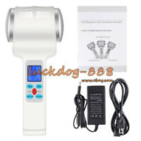 Hot Cold Hammer Ultrasonic Cryo Skin Lifting therapy Machine Rejuvenation Face
