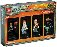 Lego 5005255 Jurassic World Bricktober Minifigure Set Limited Edition New Rare