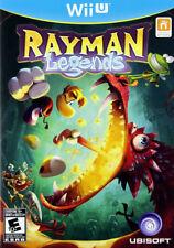 Rayman Legends Wii-U New Nintendo Wii U, nintendo_wii_u