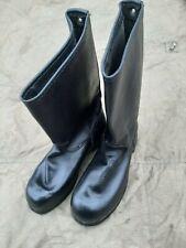 Soviet russian tarpaulin field  boots size 42 (270)  new