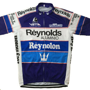 Cycling Short Sleeve Jersey Reynolds  Cycling Jersey