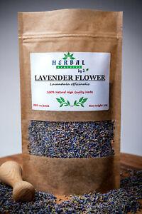 Lavender Flower 100% Natural Dried Herb Lawenda Kwiaty 50g