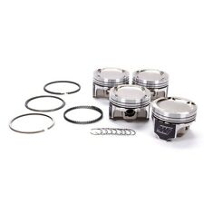 Wiseco K615M87AP Piston Kit Toyota 3SGTE 4v Dish -6cc Turbo 87.00mm