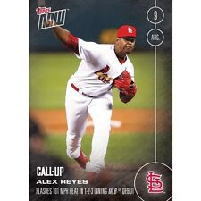 Lot of (10) 2016 Topps Now  #337 Alex Reyes Cardinals  MLB Debut  Print Run: 838