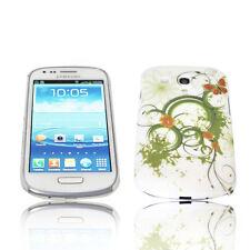 Design No.2 Back Case Cover Handy Hülle Schale für Samsung i8190 Galaxy S3 Mini