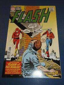 Flash #123 Facsimile Reprint 1st Jay Garrick NM- Beauty