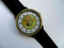Unbranded Fabric/Canvas Strap Matte Wristwatches