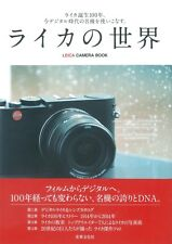 """""""World of Leica"""" Leica Camera Book 100th Anniversary from Japan"""