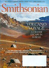 2011 Smithsonian Magazine: Volcano Voyage In Hawaii/Lunar Tourism/Sperm Whales