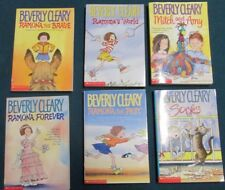 "Beverly Clearly ""Ramona"" Series Lot"
