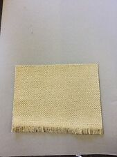 Automotive Tan Nylon Tweed  Cloth 10 Yards