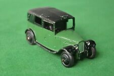DINKY TOYS 36g TAXI WITH DRIVER ORIGINAL VINTAGE MODEL