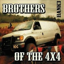 HANK3 - BROTHERS OF THE 4X4 NEW VINYL RECORD