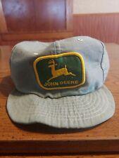Vintage John Deer Snap Back Hat.