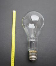 Genuinely vintage old large filament lamp light bulb Thorn 9B 250v 500w