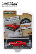 Greenlight 1:64 Vintage Ad Cars SR 2 1967 Mercury Cougar
