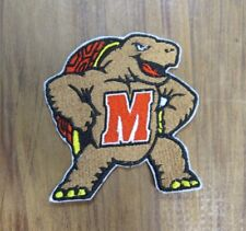 "NCAA Maryland Terrapins 4"" X 4"" Sewn/Iron-On Patch"