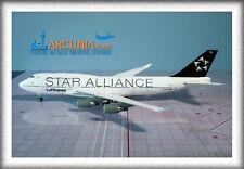 "Gemini200 - JC Wings 1:200 Lufthansa B 747-400 ""Star Alliance - D-ABTH"" XX2409"