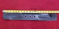 Genuine Ariens Gravely Lawn Mower BLADE - MOWER 21in HIGH LIFT Part # 04544400