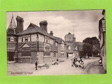 Dorchester Village on Thames Nr Wallingford Abingdon pc used 1906 Hooke Ref E675