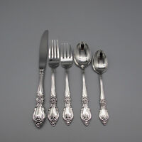 Oneida Stainless PLANTATION 5pc Place Setting *