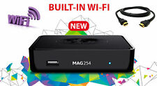 Genuine MAG 254 W1 New Model SET-TOP-BOX with 150Mbps built-in WiFi by INFOMIR