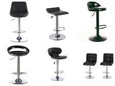 2PCS Low Price  Modern hot selling PU leather adjustable bar stool  Gas Lift