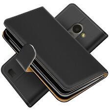 Handy Hülle für LG Leon LTE Schutz Klapp Etui Booklet Flip Cover PU Leder Tasche