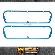 FELPRO VALVE COVER GASKET SET FITS SMALL BLOCK FORD (BLUE) - FE1684