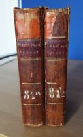 The Life And Opinions of Tristram Shandy, Vol 1 to 6 – 1783. Rare vintage books