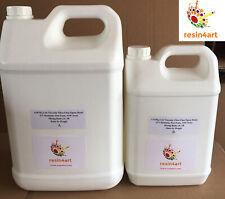 Low Viscosity Ultra-Clear Epoxy Resin [UV Resistant] 10kg Kit
