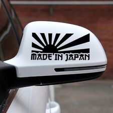 Made In Japan , Car Sticker Decal Motorcycle JDM CarStickers