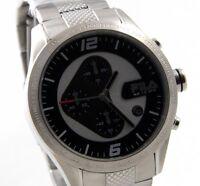 FILA Herren Uhr Chronograph 38-001-001 FILActive Edelstahl silber UVP*239,00 €