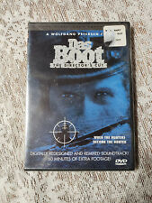 Das Boot - The Directors Cut (Dvd, 1997) New - Sealed