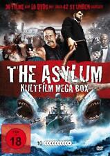 The Asylum Película de Culto Box Grimms Märchen Sharknado Zombies Piranha DVD