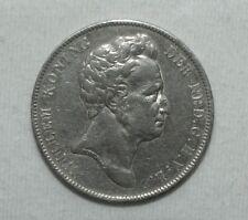 Silber/Silver Niederlande/Netherlands Willem I, 1840, 1 Gulden VZ-/XF-