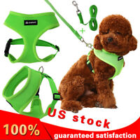 Step in Vest Harness and Leash Comfort Control No More Pulling Tugging Choking