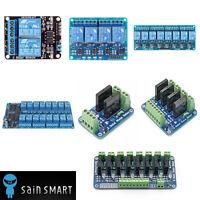 2/4/8/16 Kanal Channel Relais Relay Module Modul für Arduino Mega2560 UNO R3 AVR