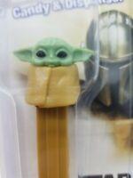 2020 Pez The Child Star Wars Mandalorian Baby Yoda Pez New